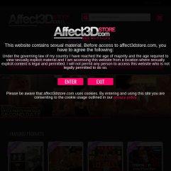 Affect3D Store